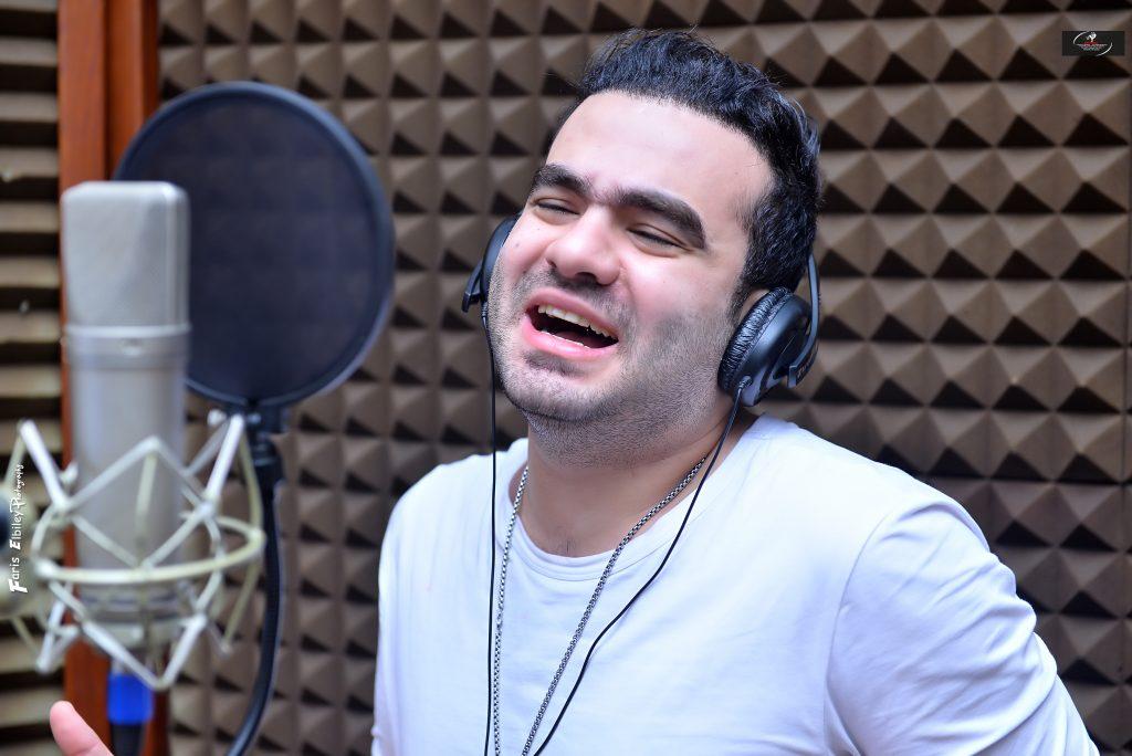 """الشهره نيوز : انتهاء الفنان حمزه الصغير من تسجيل وتصوير كليب بأسم """" كله يهيص """""""