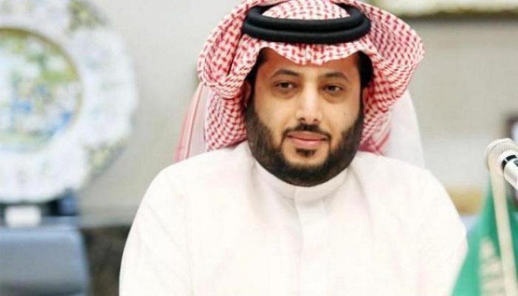 مجلس إدارة بيراميدز يهنئ تركي آل الشيخ بعد توليه رئاسة هيئة الترفيه بالسعودية.